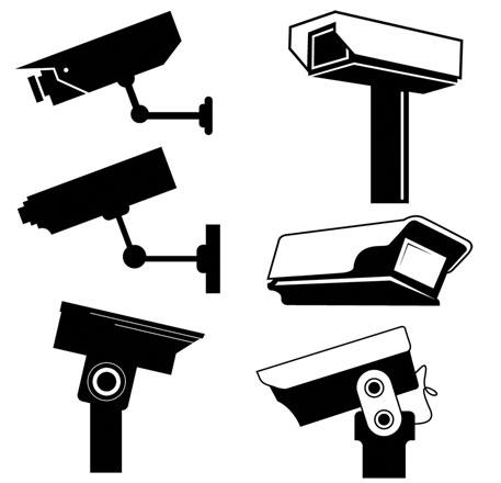 CCTV Vector Camera