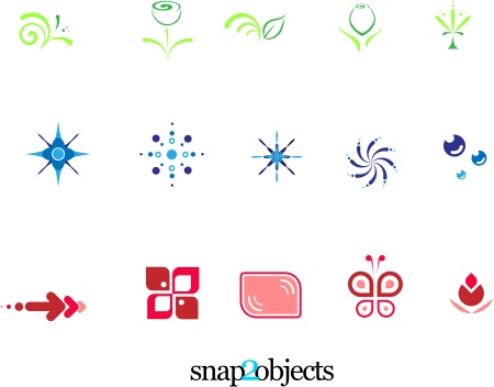 Design Elements Pack 01 Facebook