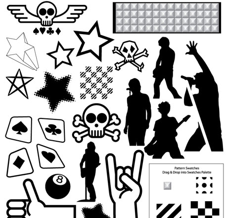 punk.jpg Punk Vector Graphics