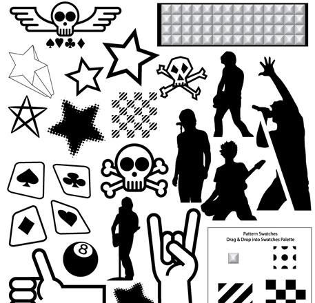 punk.jpg Punk Vector Graphics