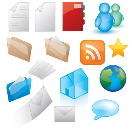 Desktop Vector Icons Facebook