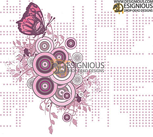Butterfly Vector Art Facebook