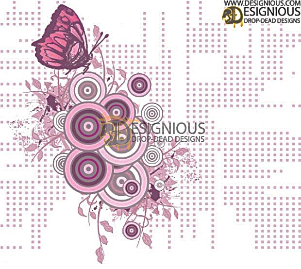 Butterfly Vector Art Facebook