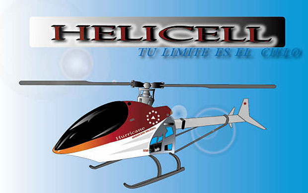 Helicell Hurricane