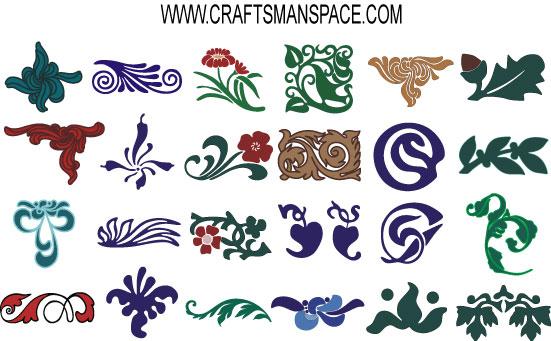 Floral Design Elements 2
