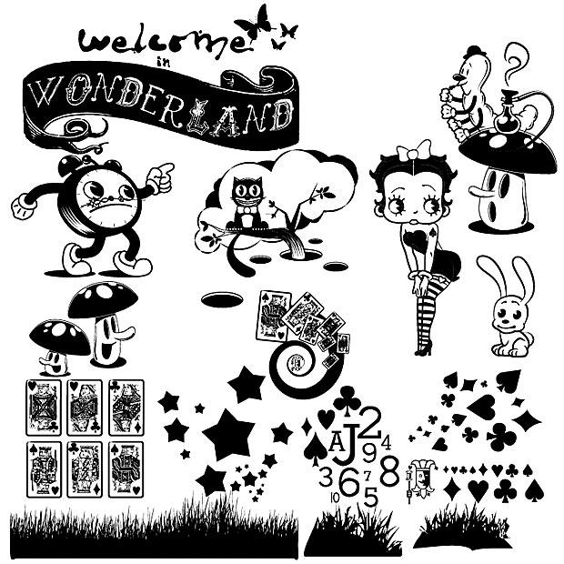 Boop in Wonderland