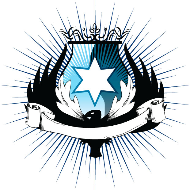 Lord Phoenix Vector Heraldry