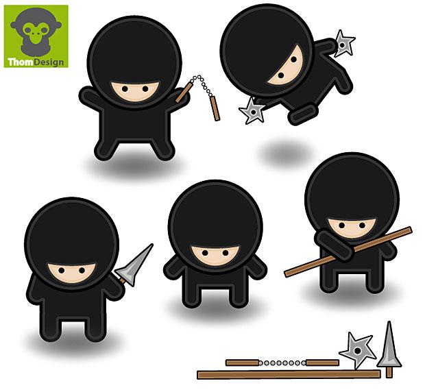 Vector Ninjas