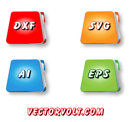 File Extension Vector Icons