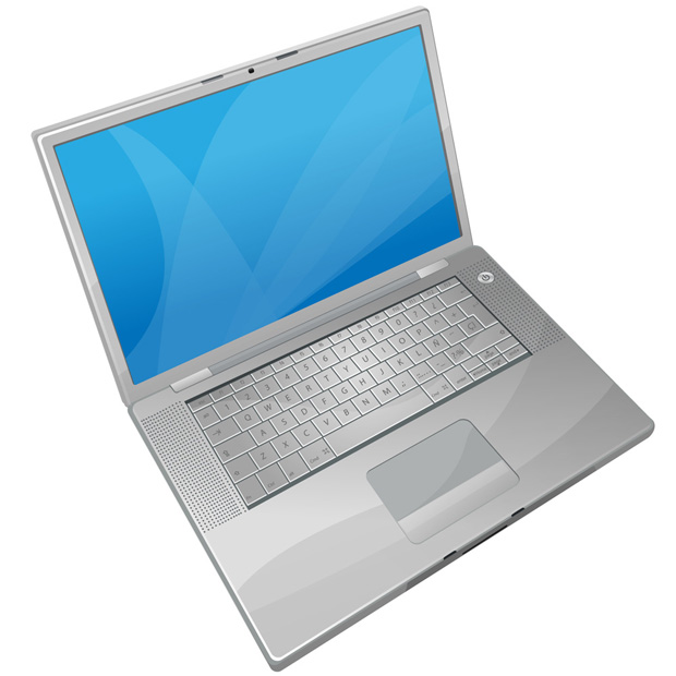 Mac Vector Laptop