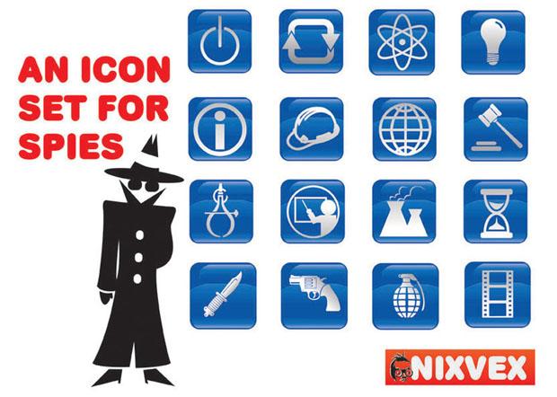 Spy Icons
