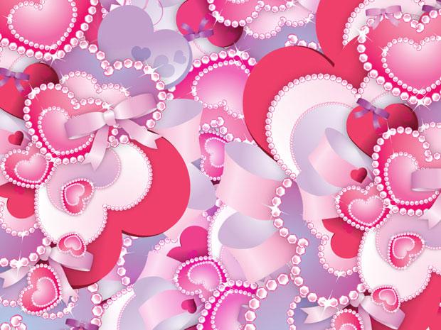 Hearts Vector Art