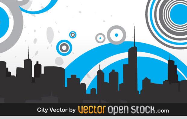 City Vector Art