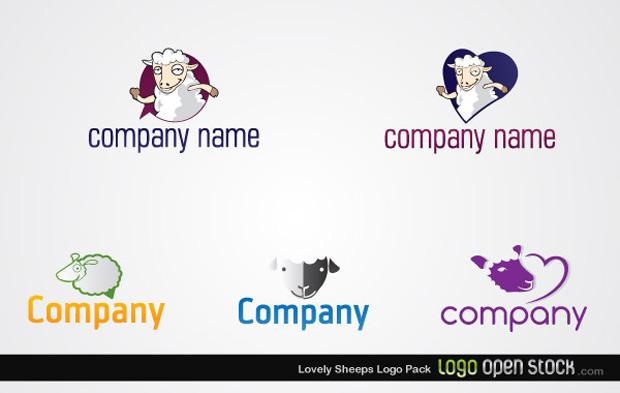 Sheeps Logo Pack