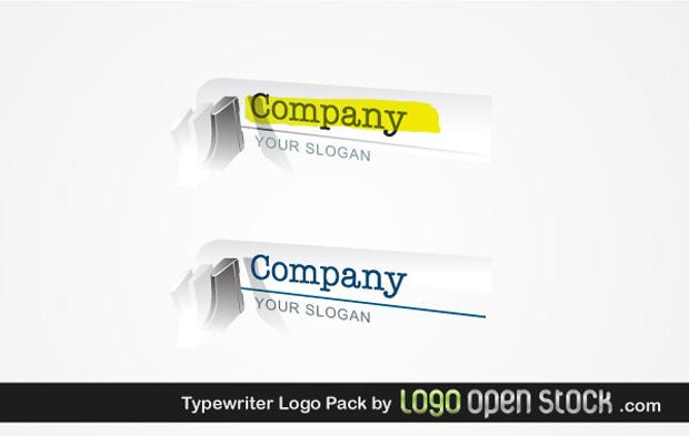 Typewrite Logo Pack