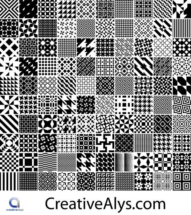 Creative Vector Pattern
