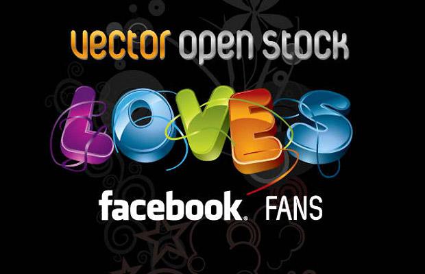 Facebook Fans Vector