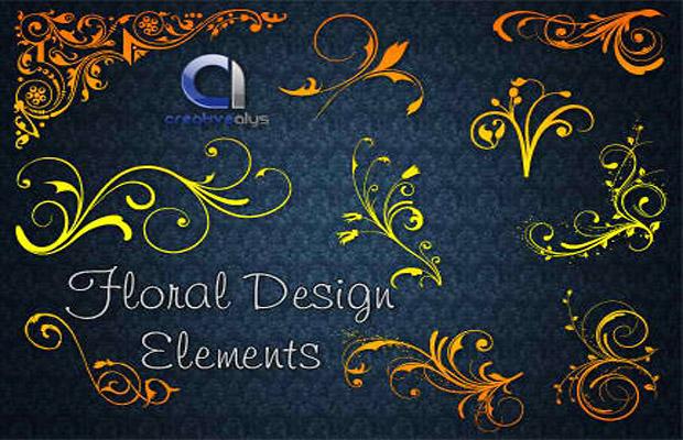 Floral Pattern Vector Design