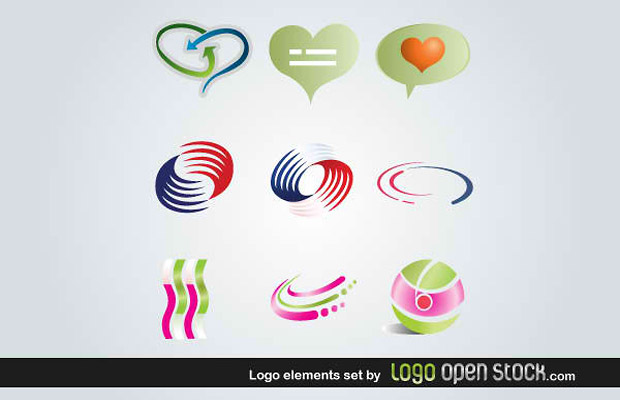 Logo Vector Art Set