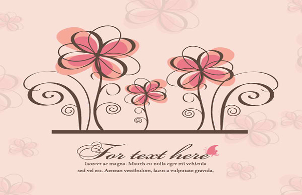 Spring Flower Vector Art