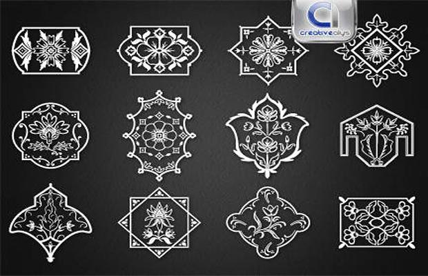Vector Floral Designs