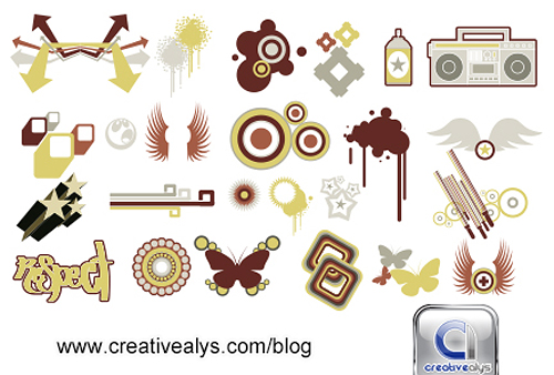 Creative Logo Design Vector
