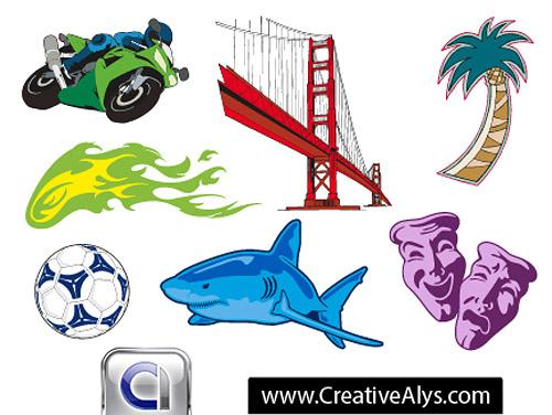 Graphics Logo Vector