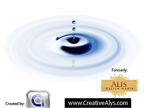 Water Graphics Vector