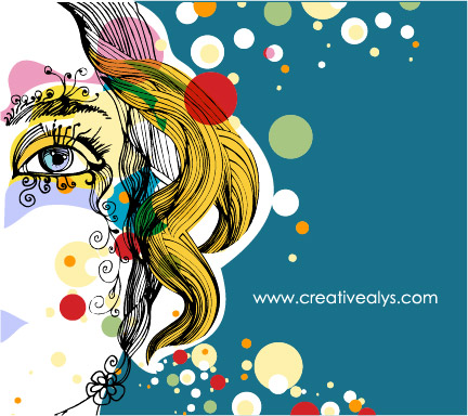Colorful Artwork Vector