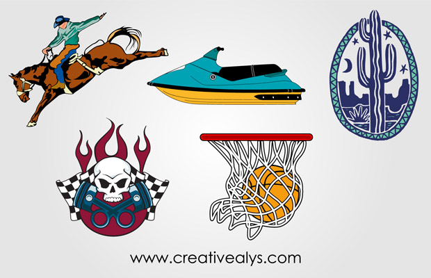Creative Logo Graphics Vector